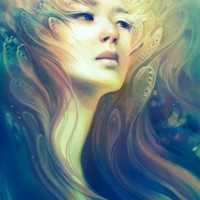 """Crown"" - Art Print by Anna Dittmann"