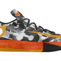 Basketball Shoes - Orange