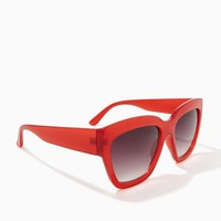 Night Life Square Sunglasses | Charming Charlie