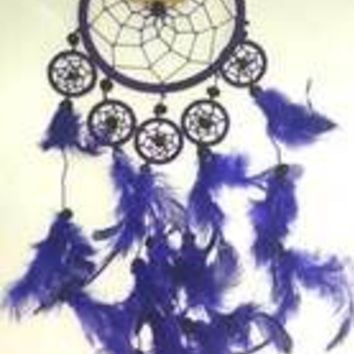 "5"" Purple dream catcher"