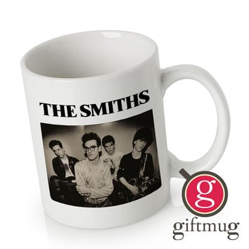 The Smiths Band Ceramic Coffee Mugs