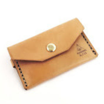 BLESS~Handcrafted leather wallet