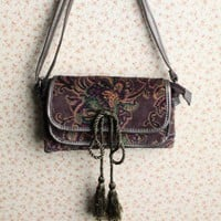 Pleasant Paisley Crossbody Purse By ZL