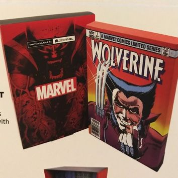 Geek Fuel EXP Exclusive Wolverine #1 Comic Cover: Classic Canvas Art - Marvel