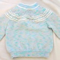 Baby Sweater Knit 6-12 months