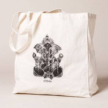 Mighty Ganesh Tote