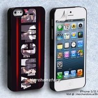 YMCMB Young Money and Cash Money Billioners Lil Wyne iPhone 5 or 5S Case