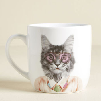 Par-Tea Animal Mug in Cat