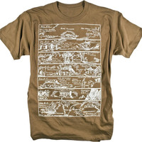 Ancient History T-shirt Vintage ROME Graphic Tee