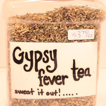 Gypsy Fever Herbal Tea