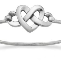 Heart Knot Hook-On Bracelet | James Avery