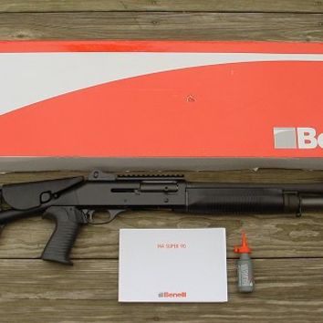 "Benelli M4- ENTRY/CQB 14"" SHORT BARRELED SHOTGUN- AUTOWEAPONS.COM"