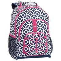 GEAR-UP NAVY PEYTON BACKPACK