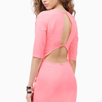 Back It Up Mini Dress $66