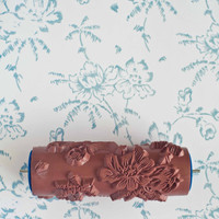 no. 16 Patterned Paint Roller from The Painted House