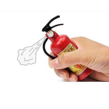 ICIK272 Details about  Boy Girl Plastic Water Gun Sprinkler Fire Extinguisher Style Creative Toy Gift