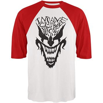 Insane Clown Posse - Face Raglan