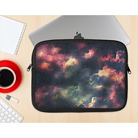 The Vintage Stormy Sky Ink-Fuzed NeoPrene MacBook Laptop Sleeve