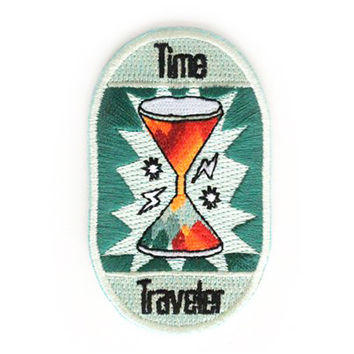 Time Traveler Patch