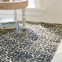 Plum & Bow Zarina Floral Printed Rug