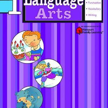 Language Arts, Grade 1 CSM WKB