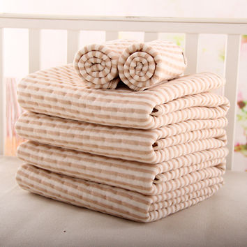 Baby Nursery Fitted Sheet Crib Cot Bed Matching Bedding Mat S/M/L