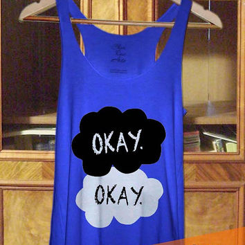 The Fault in our Stars Tank top, T shirt, T shirt Girl, Tank top Ladies, Tank top Mens in TanktopUs