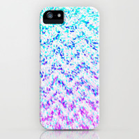 Chevron Splash iPhone & iPod Case by M Studio