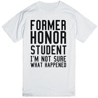 Former honor student