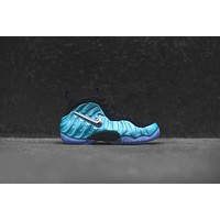Nike Air Foamposite Pro Island Green / White | Best Deal Online