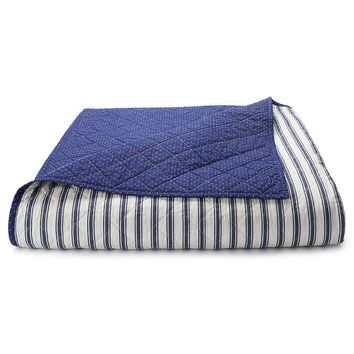 Chaps Home Cape Cod Reversible Coverlet