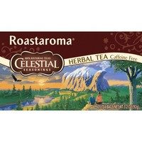 Celestial Seasonings Roastaroma Herbal Tea, 20 Count (Pack of 6)