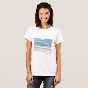 Cape Town Happy Vibes T-Shirt
