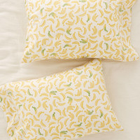 Banana Pillowcase Set | Urban Outfitters