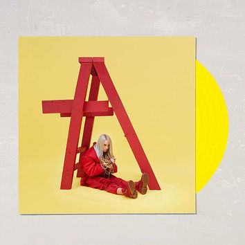 Billie Eilish - dont smile at me Limited LP | Urban Outfitters