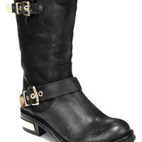 Vince Camuto Booties, Winchell Motorcycle Booties - Shoes - Macy's