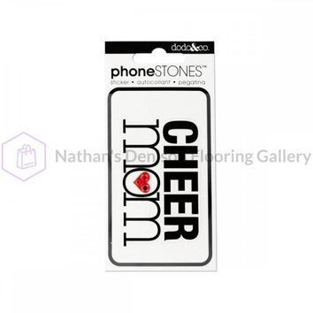 Cheer Mom Phone Stones Sticker CG164