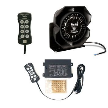 SVP Volunteer Series Hand Held Siren & Lighting Controller