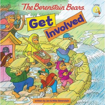 The Berenstain Bears Get Involved - Walmart.com