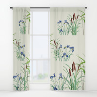garden arts Window Curtains by Color and Color