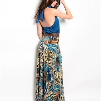 It's A Jungle Out There Dress