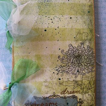 Dream Altered Book by elisahernandez on Etsy