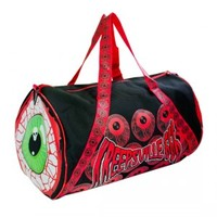 Kreepsville Eyeball Barrel Bag
