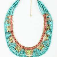 Bead Separation Necklace