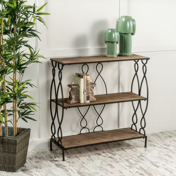 Varcan Reclaimed Wood Console Table