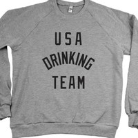 Heather Grey Sweatshirt | Party