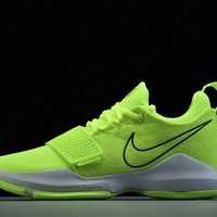 "Nike PG 1 ""Volt"" Basketball Shoes"