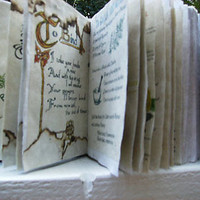 Grimoire  Wicca Book Of Shadows with old spells  Oil and Herbs Wicca Pagan Spells Witch book of shadows Journal with old spells