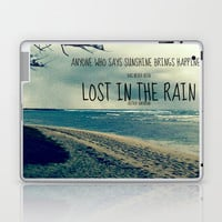 RAINING ON THE NORTH SHORE  Laptop & iPad Skin by Tara Yarte  | Society6