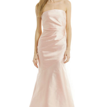 pamella roland Think Pink Gown